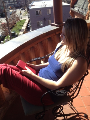 denver blog balcony