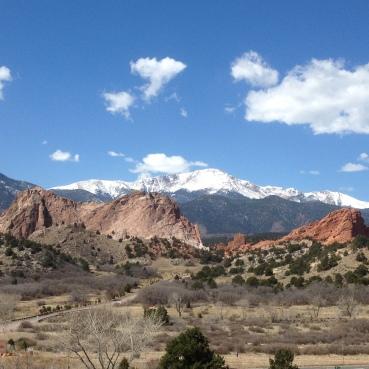 denver blog mountains